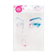 Jane Davenport Acrylic Stamp Front Package