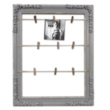 Pin It Collection Gray Display Board By Studio Decor