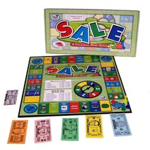 SALE, A Consumer Math Game