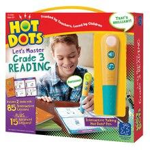 Hot Dots Jr Let's Master Grade 3 Reading Box