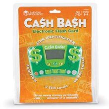 Cash Bash Electronic Flash Card