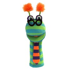 Dylan Knitted Puppet