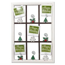 Peppermint Lane Holiday Display Board By Studio Decor