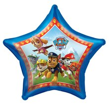"Jumbo Foil PAW Patrol Balloon, 34"""