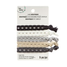 Neutral Hair Ties By Bead Landing