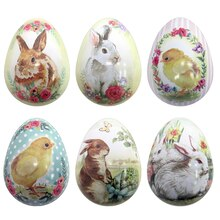 Assorted Egg Ornaments By Celebrate It
