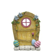Miniature Easter Fairy Door By Celebrate It