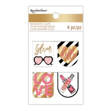 Glam Girl Magnetic Clips By Recollections