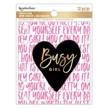 Creative Year Sassy Saying Decorative Cards By Recollections