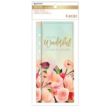 Creative Year Watercolor-Inspired Pocket Folders By Recollections