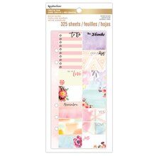 Creative Year Watercolor-Inspired Sticky Notes By Recollections