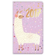 Llama Zippered Planner By Recollections