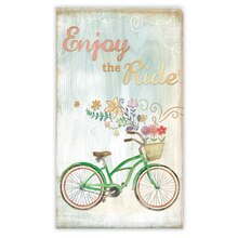 Enjoy the Ride Zippered Planner By Recollections