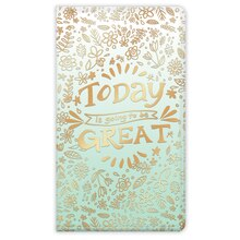 Today Is Going to Be Great Zippered Planner By Recollections