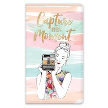 Capture the Moment Zippered Planner By Recollections