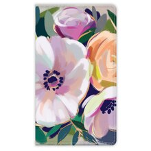 Violet Floral Zippered Planner By Recollections