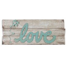 Global Chic Love Wall Sign by Ashland