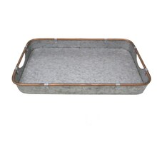 Large Tabletop Metal Tray By Ashland