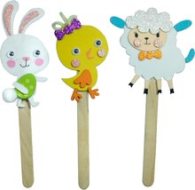 Easter Puppet Activity Kit By Celebrate It