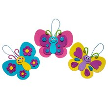 Butterfly Ornament Activity Kit By Celebrate It