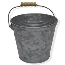 Galvanized Pail By Ashland
