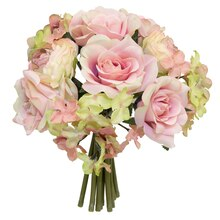 Rose, Hydrangeas & Ranunculus Stem Bundle By Ashland