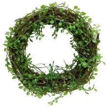 "8"" Twig Wreath By Ashland"
