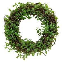 "6"" Twig Wreath By Ashland"