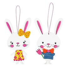 Bunny Activity Kit By Celebrate It
