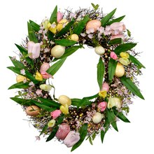 Vintage Wall Wreath By Celebrate It