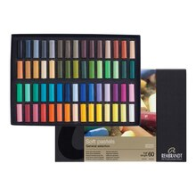 Rembrandt Pastel 60 Color Half Stick Set
