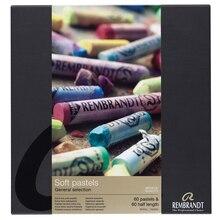 Rembrandt Pastel 120 Color Set Front