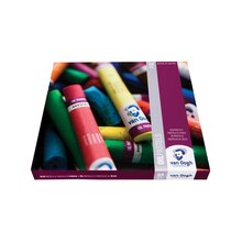 Royal Talens Van Gogh Oil Pastel 24 Color Set