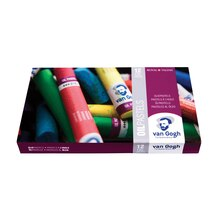 Royal Talens Van Gogh Oil Pastel 12 Color Set