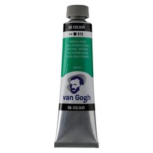 Royal Talens Van Gogh Oil Colour 40ml, Emerald Green