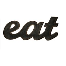 Eat Wall Sign By Ashland