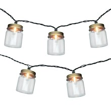 Mason Jar Light Set By Ashland