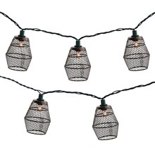 Metal Mesh Light Set By Ashland