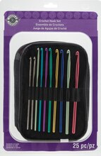 Complete Crochet Hook Set by Loops & Threads