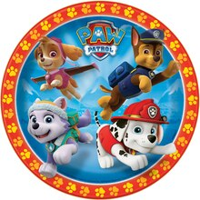 "7"" PAW Patrol Party Plates, 8ct"