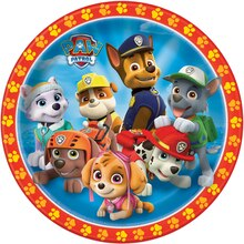 "9"" PAW Patrol Party Plates, 8ct"
