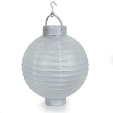 Victoria Lynn White Paper Battery Operated Lanterns Lights