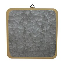 Craft It Metal Square Plaque By ArtMinds