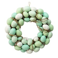 Speckled Easter Eggs Wall Wreath By Celebrate It