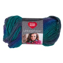 Dragonfly Red Heart® Boutique Unforgettable™ Yarn, medium