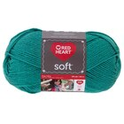 Red Heart Soft Yarn, Deep Sea