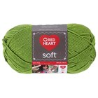 Red Heart Soft Yarn, Guacamole