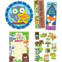 Woodland Friends Awards & Incentives Pack