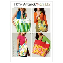 Butterick B5799 (One Size)