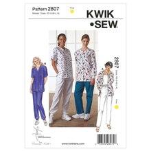 Kwik Sew Pattern K2807 (XS-S-M-L-XL)